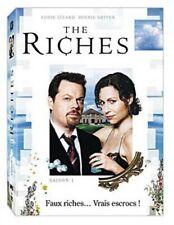The Riches saison 1, coffret 4 dvd, Neuf