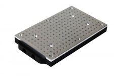Vakuumtisch 2012 ST 200x120mm Spannplatte, Maschinentisch -Sorotec-