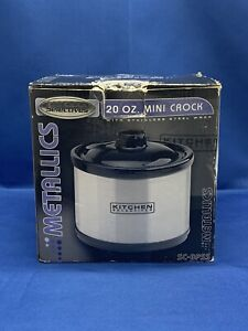 Kitchen Selectives Slow Cookers For Sale Ebay