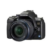 USED Olympus E-620 with 14-42mm f/3.5-5.6 Excellent FREE SHIPPING