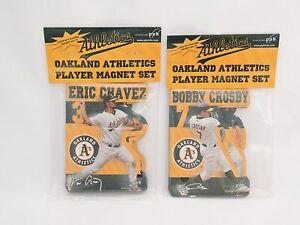 "Oakland Athletics Champions Fridge Magnet Size 2.5/"" x 3.5/"""