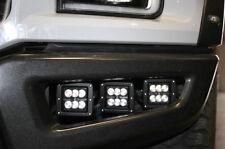 2PC Brackets for Fog Light LED and Mount kit for 2015-18 Ford F150 Raptor Truck
