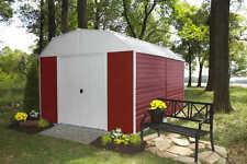 Arrow Red Barn 10X14 Metal Shed [RH1014-C1]