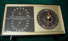 New listing Vintage Taylor Instrument Company Barometer Scientific Temperature Humidity
