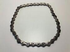 Very rare - Collar Necklace CADENA CHAIN - Plata 925 - Silver 925 - 47 cm Long