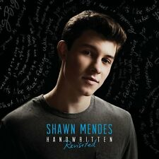 SHAWN MENDES HANDWRITTEN REVISITED CD 2015