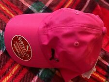 Puma Pink Baseball Cap Hat, Adjustable Back Women's Fit