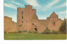 Postcard The Keep Ludlow Castle Shropshire UP  (A12)