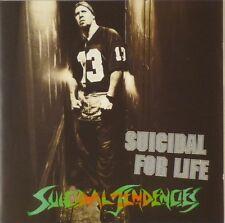 CD - Suicidal Tendencies - Suicidal For Life - #A1368