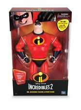 "Disney Pixar The Incredibles 2 Mr. Incredible 13"" Talking Action Figure NEW"