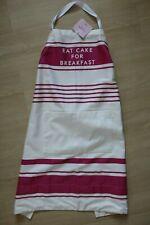 Kate Spade New York All in Good Taste Apron - Eat Cake For Breakfast - NWT