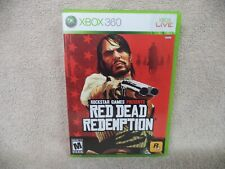 Read Dead Redemption (Microsoft Xbox 360, 2010) CIB Complete Map Fast Shipping