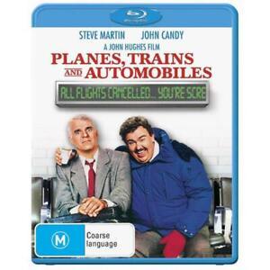 Planes, Trains and Automobiles Blu-Ray **Region B**