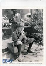 Dickie Moore So Red the Rose VINTAGE Photo