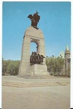 Colour Postcard Canadian National War Memorial, Ottawa, Canada