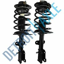 Both (2) NEW Complete Front Strut & Spring Assembly for Nissan Altima 4 Cyl ONLY