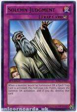 BP01-EN047 Solemn Judgment Starfoil Rare 1st Edition Mint YuGiOh Card