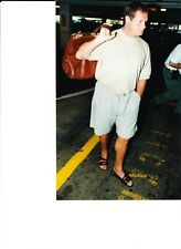 PAUL GASCOIGNE AFTER BEING DUMPED BY ENGLAND WORLD CUP 1998 PRESS PHOTO