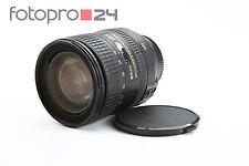 Nikon AF-S DX Nikkor 16-85 mm 3.5-5.6 G ED VR + très bien (214814)