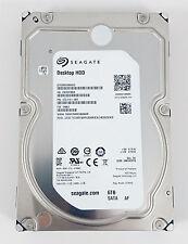 "Seagate Desktop HDD ST6000DM0003 6 TB 7200RPM 3.5"" SATA Hard Drive 128MB Cache"