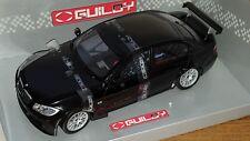 1/18 GUILOY BMW 320si WTCC TEST CAR BLACK