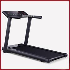 U2 Household Electric Treadmill Led Display Folding Running Machine Shock Absorp