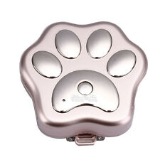 RF-V40 3G GSM IP66 Waterproof Dog Cat Pets Anti-lost GPS Tag Collar Tracker Wifi