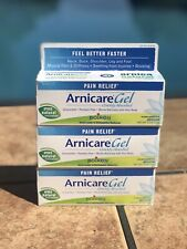 Lot-3 Boiron Arnicare Gel  Homeopathic Pain Relief Medicine 2.6oz each Exp 08/22