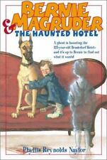 Bernie Magruder and the Haunted Hotel-ExLibrary