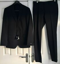 Two Button Patternless 34L Suits & Tailoring for Men