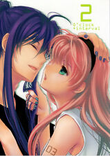 Vocaloid Doujinshi Fan Comic Camui Gackpo x Luka Megurine 2 O'Clock + interval