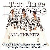 The Three Degrees - All the Hits (1998)