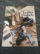 Vintage Smith & Wesson Leather Products Catalog