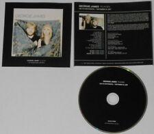 Georgie James  Places  U.S. promo cd