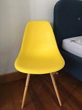 DSW Stuhl Eiffel Kunststoff Gelb, Top !!!