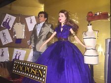 Zac Posen Barbie & Ken Designer RARE LESS THAN 1,000 MADE NRFB PLATINUM  2006