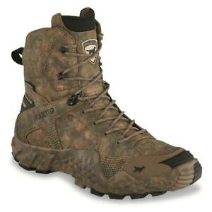 New Irish Setter Men's Vaprtrek Waterproof 8 in Hunting Boots Camo