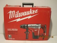 "MILWAUKEE 5426-21 1-3/4"" SDS-Max Rotary Hammer DRILL KIT. NEW IN BOX FREE SHIP!!"