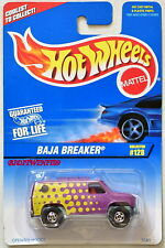 HOT WHEELS 1997 BAJA BREAKER #128 PURPLE