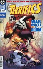 THE TERRIFICS #3 REGULAR COVER FROM DC'S NEW AGE OF HEROES