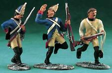 W BRITAINS 17286 - HESSIANS AMERICAN REVOLUTION SET