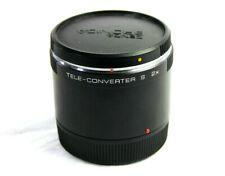 Zenza Bronica Tele-Converter S 2x for SQ SQ-B SQ-A SQ-Ai SQ-Am with Caps.