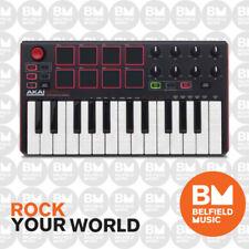 Akai MPKMINI MkII Portable Key & Pad Controller MPK Mini 2 -BNIB- Belfield Music
