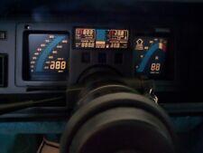 C4 Corvette 1984 Instrument Cluster Upgrade - Color Selection