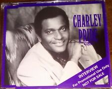 AN INTERVIEW WITH CHARLIE PRIDE CD PROMO 1992