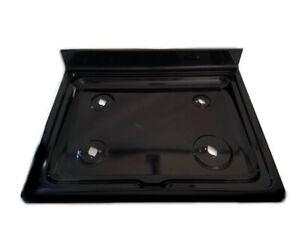 Frigidaire 316610002  Black Gas Range Black Top