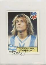 1994 Panini World Cup Album Stickers Claudio Paul Caniggia #261