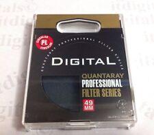Digital Professional Series 49mm CIRCULAR POLARIZER FILTER Pro CPL 49 mm PL-CIR