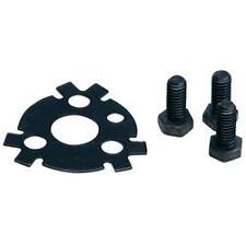 Summit Racing® Camlock Plates SUM-G1792 Steel, Black Oxide, Chevy, Kit