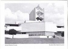 "*Postcard-""Annie Pfeiffer Chapel"" (Wright Bldg.)*Florida Southern College (#218)"